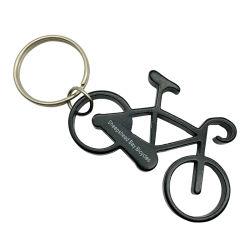Fahrrad-Aluminiumöffner Keychain für Förderung-Andenken-Geschenke
