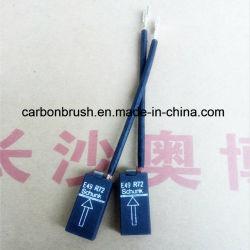 Graphitkohlebürste China-Schunk E49R72 für Motoren