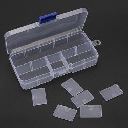 휴대용 플라스틱 저장 상자 어업은 상자를 분류하는 유혹 훅 어업 공구 낚시 도구를 도구로 만든다