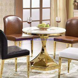O ouro coffee shop relaxar Cátedra Baixa Grande Multicolor Mobiliário doméstico de metal para a sala de estar