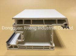 Les profils d'extrusion de plastique pour châssis de porte en PVC pour un réfrigérateur avec du matériel en PVC, surface lisse, facile à utiliser, Style Design Diversific