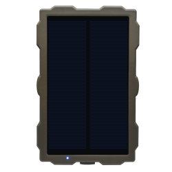 Imperméable IP66 Batterie au lithium intégrée de la chasse panneau solaire de la caméra