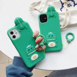 La fábrica de goma y funda de teléfono móvil Personalizar Wholesalse nuevos iPhone 11 casos de teléfonos móviles de silicona para iPhone 11 PRO