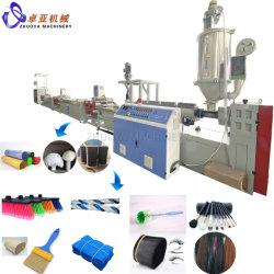 Chine économique PET/PP/PBT plastique Monofilament machine pour balai/brosse/Besom/corde/ficelle/cheveux humains/cils/peinture Poils de brosse/brosse cosmétique