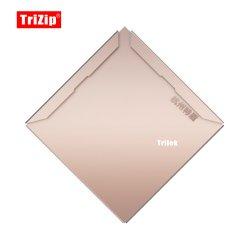 Trilok Metallblockierendach, Wand-Umhüllung, Fassade-quadratische Schindel-Fliese - Td194
