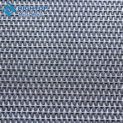 Корпус из нержавеющей стали провод солнечная архитектура полутонов сетки металлические шторки для раздела на стену