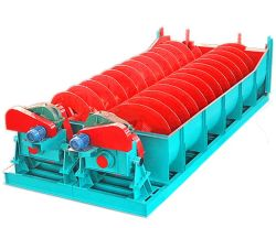 채굴 기계 나선형 분류기 원래 공장 가격 골드 좋은 광물분리를 위한 고품질 나선형 치트