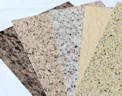 Materiale composito in granito e marmo alluminio con PE ignifugo Nucleo
