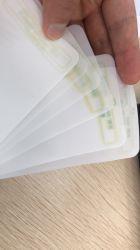 Fabrico de estiramento de PVC Filme de Teto / Luz de LED do forro de PVC translúcido / faixa decorativa do tecido do Teto