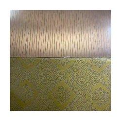 C26800 C28000 Etsende Spiegeloppervlak messing blad / messing plaat