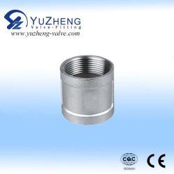 En acier inoxydable prise 304/316 bagués filetage BSP
