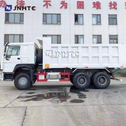 新製品および中古車 Sinotrak HOWO 6x4 371 420HP 10 ホイール ダンプティッパーカーゴけん引ダンパーコンクリートトラクタトラック
