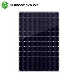 490ワットの太陽電池パネルシステムのためのモノクリスタルSoalrのパネル