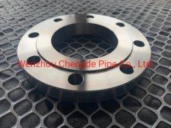 De Normen ASTM die van DIN JIS Klasse 150 de Blinde Flens Cdfl153 gieten van de Dimensies van de Test Pn16 Pn20 van de Montage van de Pijp van het Roestvrij staal