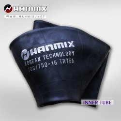 Hanmix 한국 기술 농업 트랙터 PCR 차 트럭 버스 타이어 부틸 내부 관
