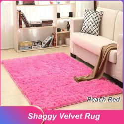 베스트셀러 플러쉬 하이 파일 홈 장식 침실 카페트가 텁수룩합니다 카펫과 깔개