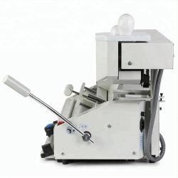 [س310] سلس [بيندينغ مشن] ضعف مقبض ملف تقديم ثقب طرد سنبك آلة يدويّة مكتب [بيندينغ مشن] [بووكبيندينغ] آلة