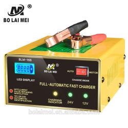 зарядное устройство автомобиля 12V/24V для стандартных свинцово-кислотного аккумулятора