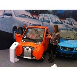 E-Autos mit starker Lithium-Batterie und langlebiger Energie