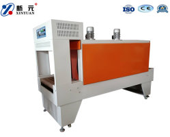 O tubo de PVC termoencolhível de calor a máquina
