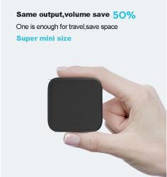 Miniadapter ultraschnelle Aufladeeinheit USB-C 65W GaN für Laptop