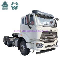 Sinotruk HOWO 6X4 E7g 새로운 중부하 작업용 LHD RHD 프라임 나이지리아 모잠비크 케냐에 적합한 Mover 트랙터 헤드 트럭