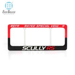 Настраиваемые Car номерного знака рамы для стандарт в США