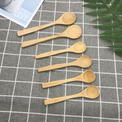 Café ecológica Bamboo cuchara con la aprobación del FDA