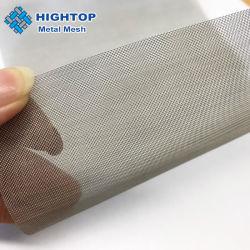 150 200 250 Mikrometer AISI SUS304 316 316L SS Edelstahl Stahl Metall Mesh Tuch Gewoben quadratische Drahtgitter für Sieb Siebfiltration
