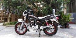Kv150-Mer 125cc/150ccの合金の車輪オートバイを競争させるリモート・コントロールGnモデル