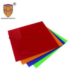 Нанесение увечий 4*8 футов литые пользовательский цвет акриловый лист