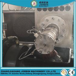التخلص من نفايات LLDPE HDPE إعادة تدوير الأفلام آلة التعدين على نطاق صغير سعر المعدات