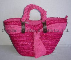 Aangepaste Fashion Mixed Color stofdichte Famale Summer Bag voor shooping