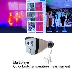 *Best Preis-neuestes thermischer Toner-Kamera-Sicherheitssystem, das thermische Kamera Sk-256dt misst