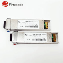 Cisco XFP-10G - BX40U-I/XFP-10G - BX40D-I 호환 10GBASE-BX BDi XFP 1270nm-TX/1330nm-RX(/1330nm-TX/1270nm-RX) 40km DOM LC SMF 트랜시버 모듈