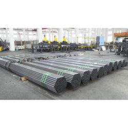De aangepaste Ss Fabrikant van de Buizen van het Roestvrij staal die om Pijpen wordt gelast