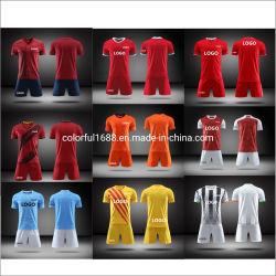 Douane Uw Stad Sportwear 2020 2021 19 het Voetbal Jersey van Manchester van het Overhemd van de Voetbal van de Mensen van het Aantal van het Embleem van de Naam van het Team van de Club van 20 Huis weg