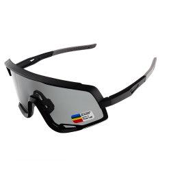 Outdoor hardlopen Fietsen en rijden beste Outdoor gepolariseerde Zonnebril Wp543