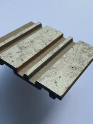 Длинный срок службы высокого качества полистирола PS полимера из пеноматериала деревянные панели стены современном стиле декоративных материалов