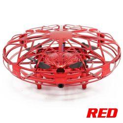 Het mini Speelgoed van de Bal van de Inductie van Quadrocopter van de Helikopter van het UFO RC van de Hommel Intelligente Vliegende voor Jonge geitjes