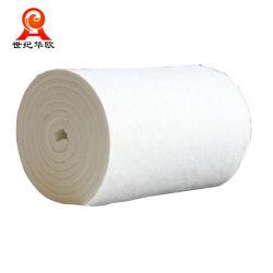 1430 Zircónio contêm calor refratário de cerâmica de Isolamento de manta de fibra