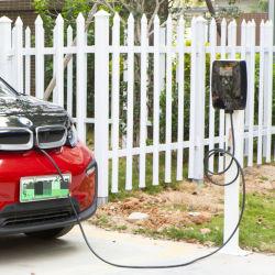 Nieuw Auto Electronicshoom oplaadpunt voor auto's 3p+N+PE 16A 11kw Elektrisch Laders Type 2 naar Type 2 EV-lader met kabel