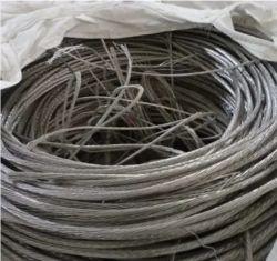 Rottame metallo alluminio estruso rottame 6061 6063 alluminio filo esportatori
