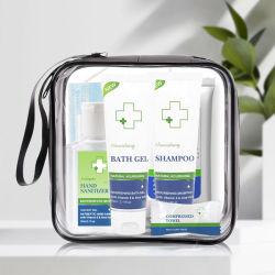 Zeep Zonder water van de Was van de Hand van het Gel van het Desinfecterende middel van Poertable de Antibacteriële 70% van de reis Vloeibare