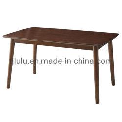 1,2 m rettangolo in legno massello tavolo da pranzo sala da pranzo