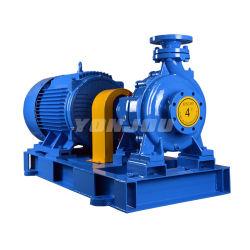 Elektrischer oder Dieselmotor-horizontale einzelnes Stadiums-Enden-Absaugung-industrielle oder landwirtschaftliche Bewässerung-zentrifugale Wasser-Pumpe