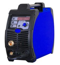 携帯用ミグ溶接機械MIG175gdデジタルによって自己保護される溶接工