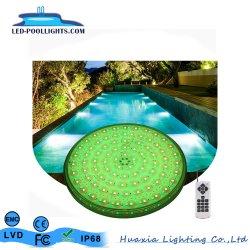 indicatore luminoso della piscina riempito resina di 12V AC/DC PAR56 Nichless con 2 anni di garanzia