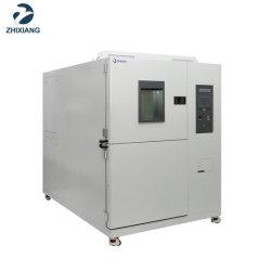 電子のための2つのゾーンのバスケットのタイプ冷たく熱い熱衝撃区域の実験室Stablity