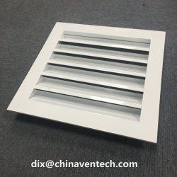 De Luifel van het Weer van de Verse Lucht van het Bewijs van de Regen van het Register van de Muur van het aluminium met het Scherm van het Insect